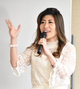 代表講師 桜井美帆